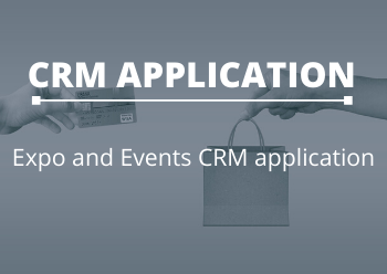 Expo and Events CRM application