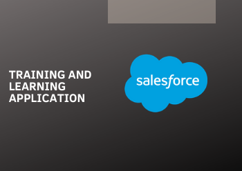 Training and Learning Application with Salesforce